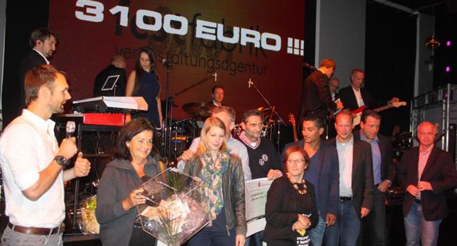 3.100 Euro ergrillt
