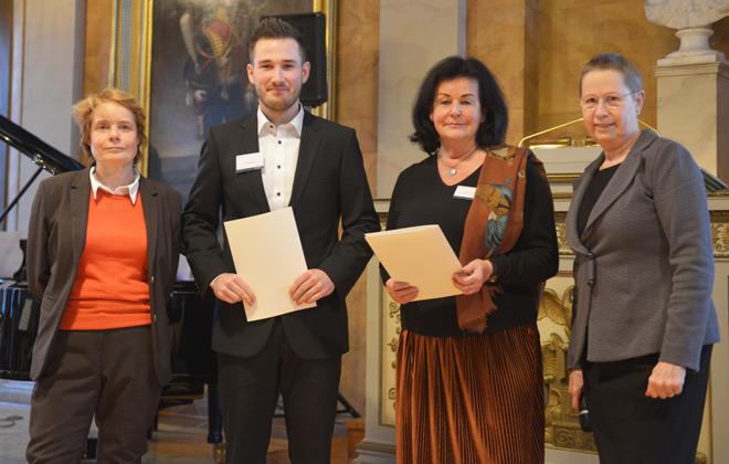 Deutschlandstipendium 2017/2018 - Verleihung
